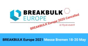 Breakbulk Europe 2021