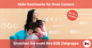 Content Marketing für B2B Zielgruppen