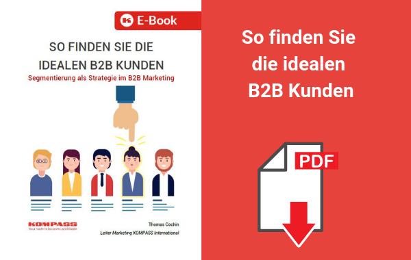 """E-BOOK: """"So finden sie die idealen B2B Kunden"""""""